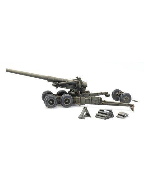 ARTITEC 6870388 US 155mm Gun M1 'Long Tom' firing mode