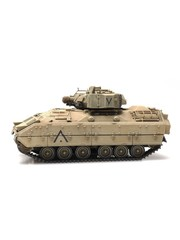 Artitec 6870266 US M2 IFV Bradley desert train load