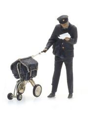 Artitec 5870004 Postbode en karretje (1 figuur)