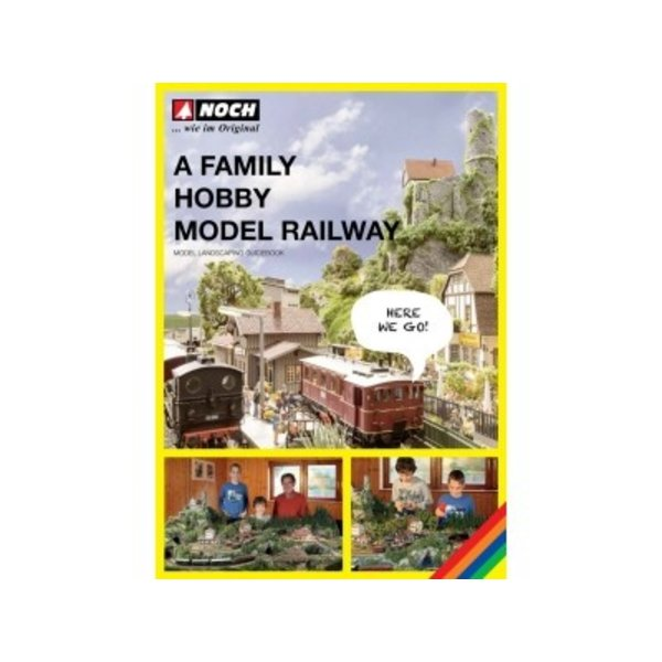 "NOCH    Guidebook ""A Family Hobby - Model Railway"""
