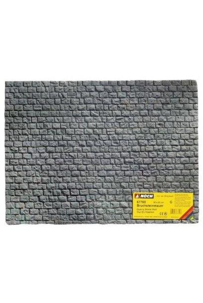 67760   Bruchsteinmauer