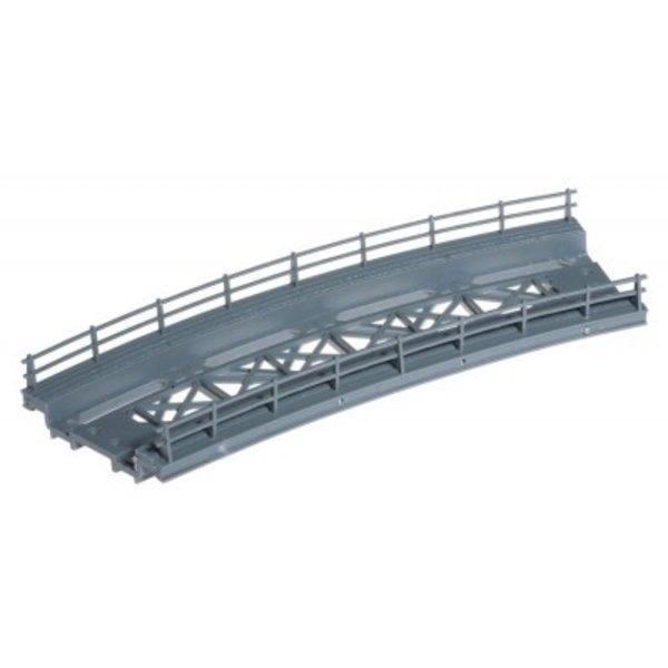 NOCH 21350    Brückenfahrbahn, gebogen
