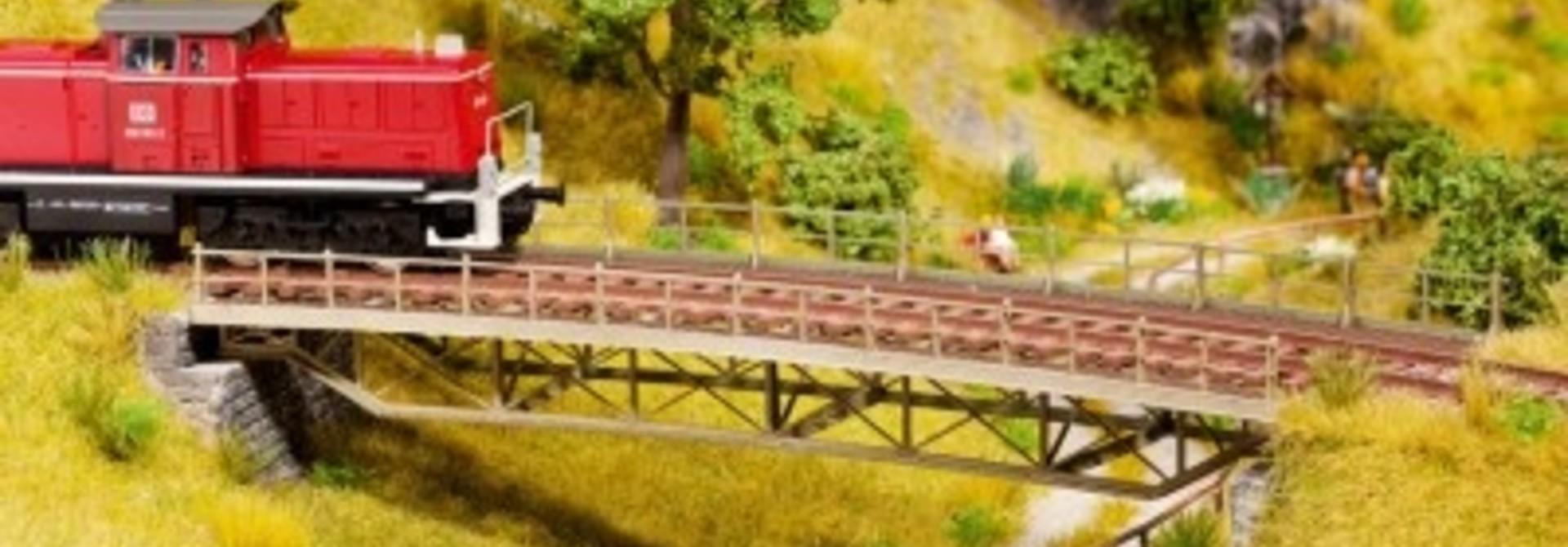 67026   Brückenfahrbahn, gebogen