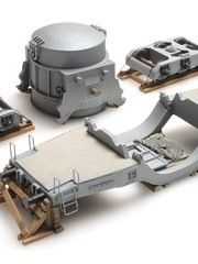 ARTITEC 48780184  Lading: ruwijzer pannenwagen