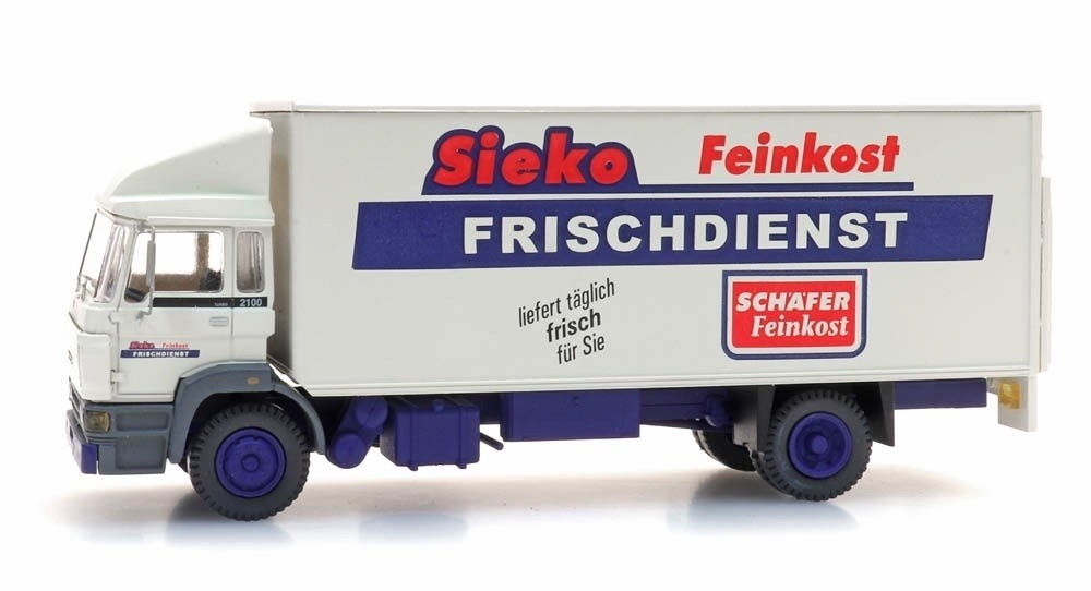 """48705304 DAF Kantelcabine, kofferopbouw """"Sieko Frischdienst""""-1"""