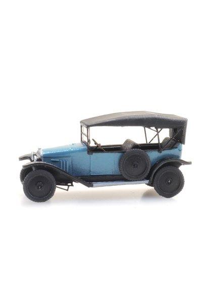 387481 Citroën Type A blauw