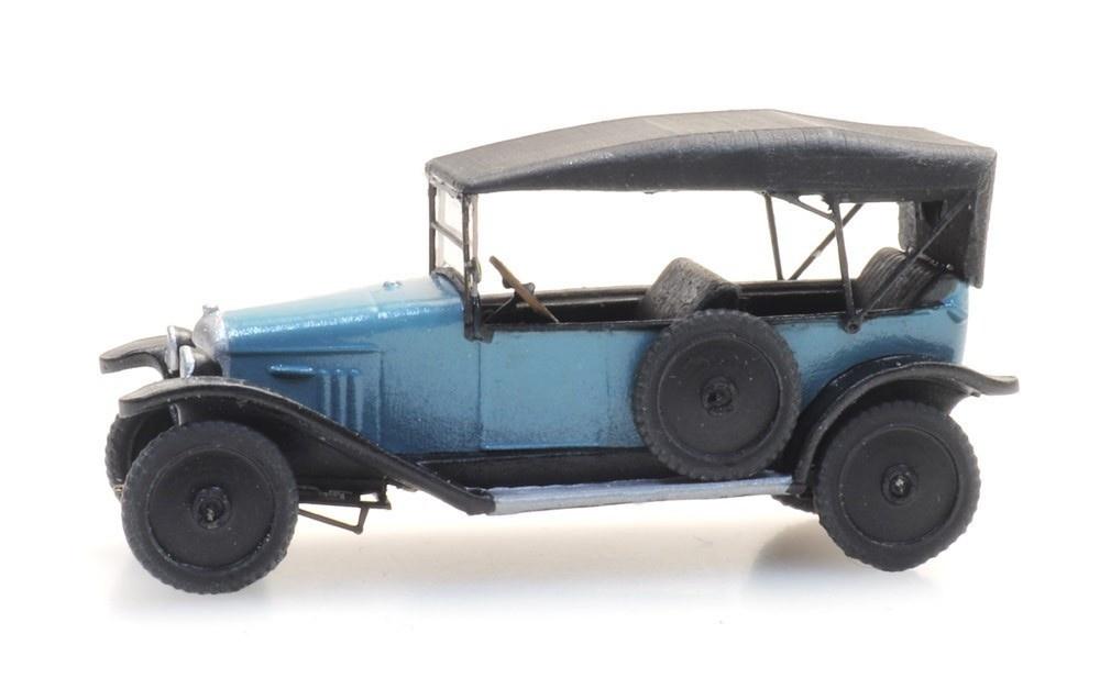 387481 Citroën Type A blauw-1