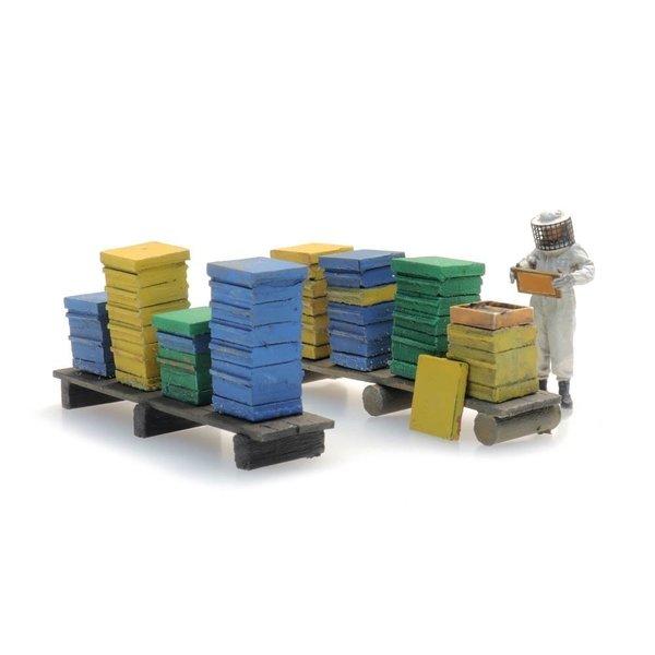 Artitec 387477 Bijenkasten met imker