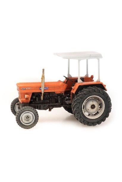 387445 Fiat 750 special tractor met zonnedak