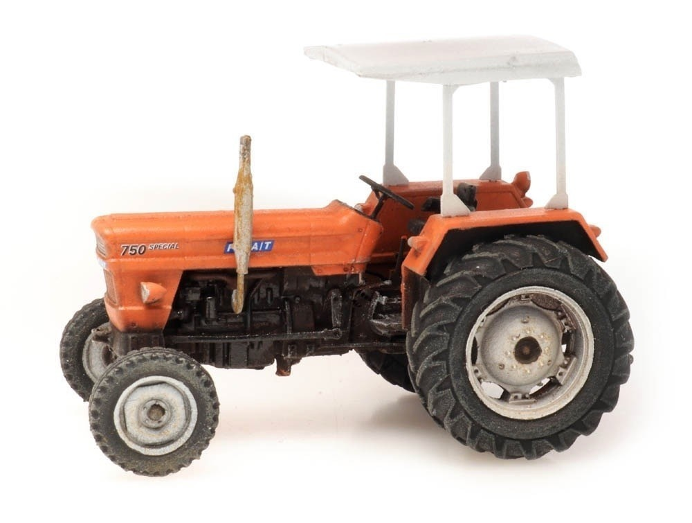 387455 Fiat 750 special tractor met zonnedak-1