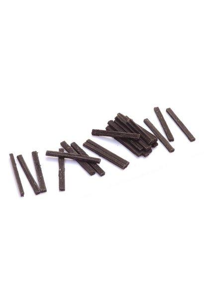316090 Oude houten dwarsliggers