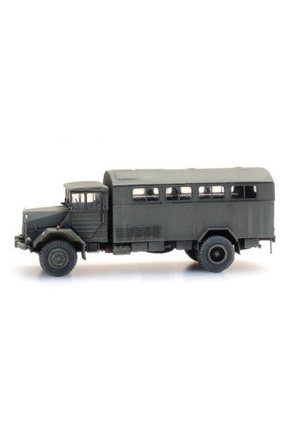 1870173 BRD MAN 630 L2 A Feldküchenfahrzeug