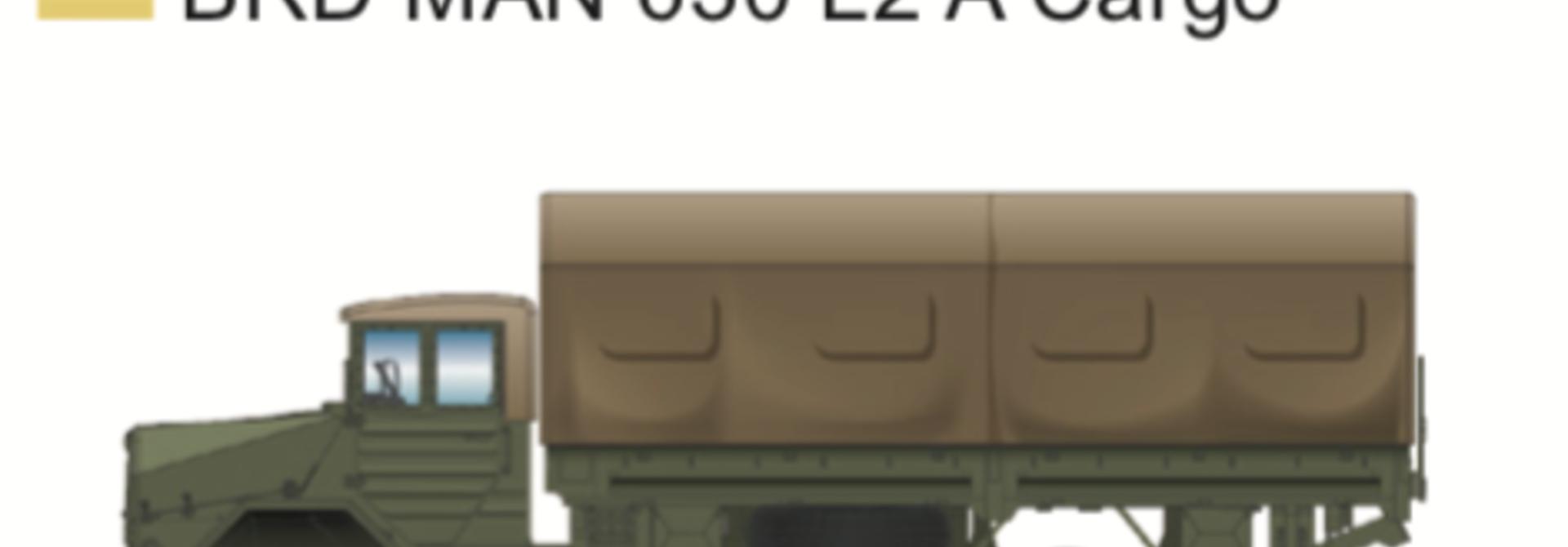 1870171 BRD MAN 630 L2 A Cargo