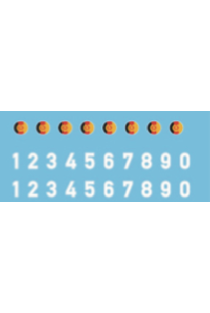 1120003 DDR Turmnummer NVA