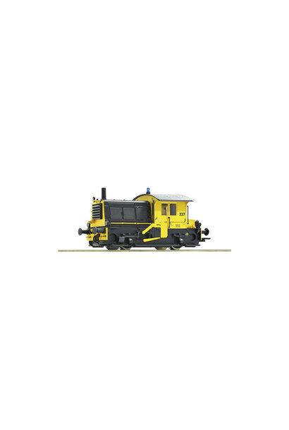 78012 Diesellok Sik gelb/grau NS AC-