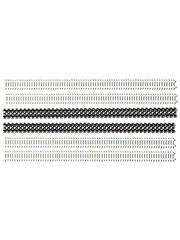 Faller 180402 2 VERSCHILLENDE HEKKEN, 1080 MM