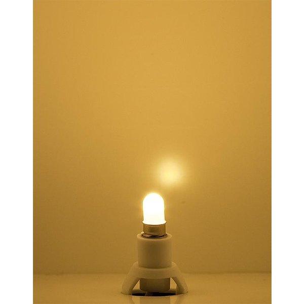 Faller 180660 FITTING MET LED LAMP, WARM WIT