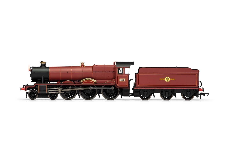 R3804 Class GWR 5972 Hogwarts Express-1