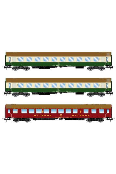 HR4260 DR Set Reisezugwagen-set OsshD