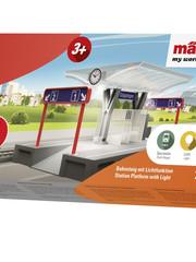 Märklin 72213 Bahnsteig mit Licht(my world)