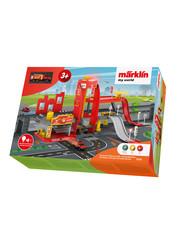Märklin 72219 brandweerkazerne met licht- en geluidsfuncties