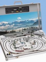 """NOCH 88308 """"Interlaken"""" Briefcase Layout"""