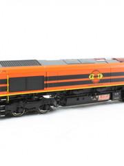 ESU 31281 Rotterdam Rail Feeding RRF Class 66 AC/DC Sound