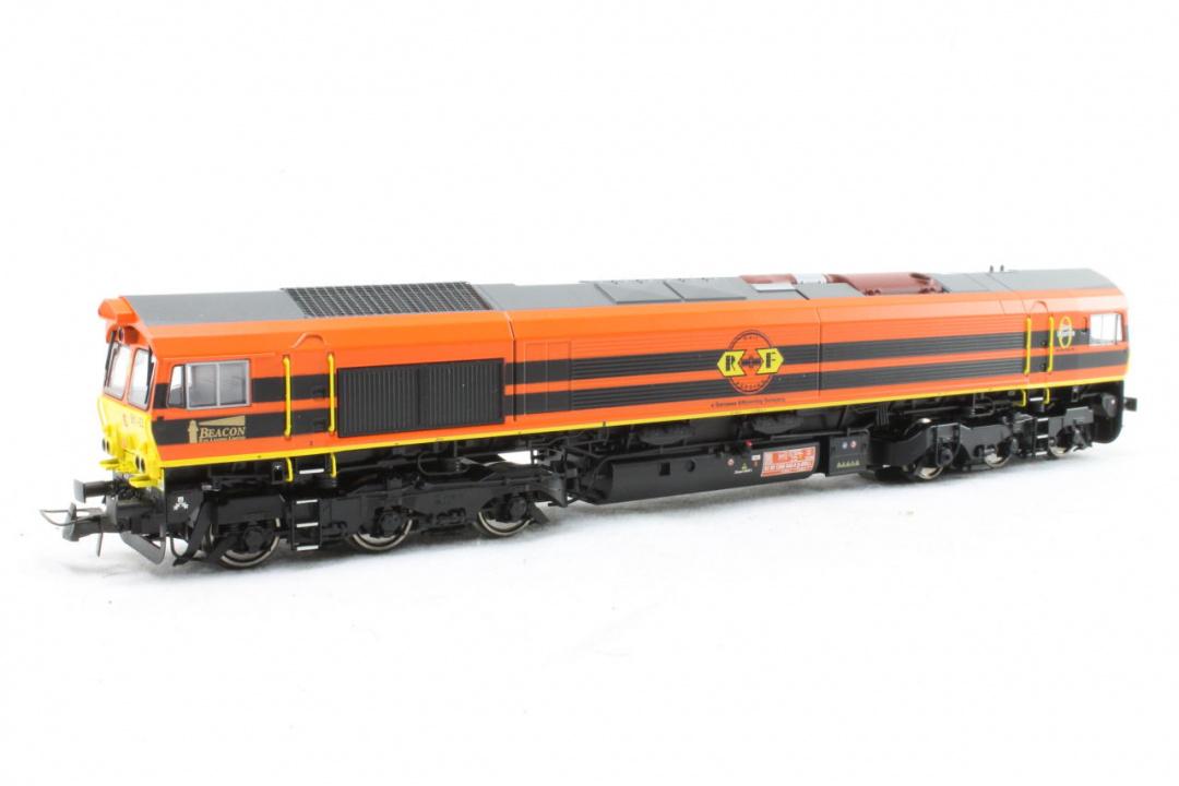 31287 Rotterdam Rail Feeding RRF Class 66 AC/DC Sound&Rook-1