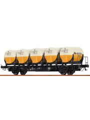 Brawa 49111 Behältertragwagen BTmms 58