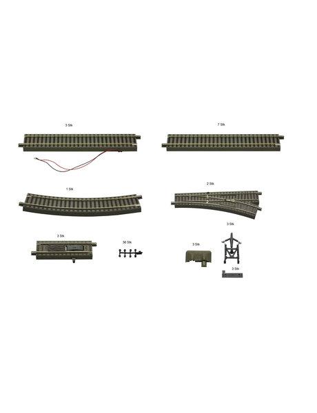 Roco 51251 GeoLine railuitbreidingsset digital