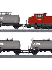 Märklin 26569 Zugpackung Mineralol transport