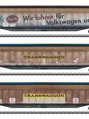 Märklin 48063 Schiebewandwagen-Set