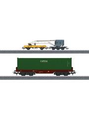 Märklin 44452 Wagenset Containerverladung