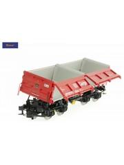 Roco 67199 3x Fans DB Cargo