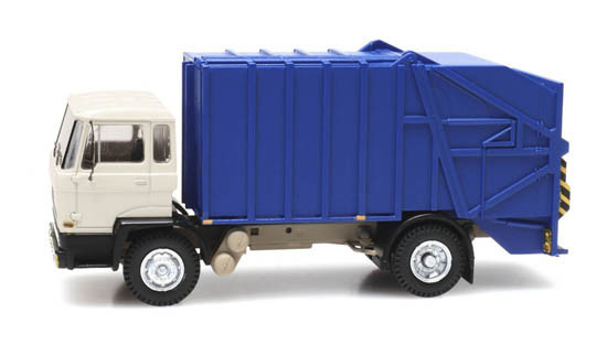 DAF kantel-cabine, cab A, vuilniswagen-1