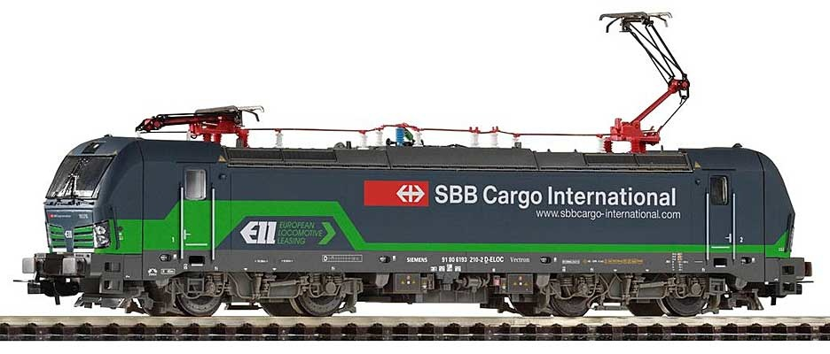 59976 ELL/SBB Cargo BR193-1