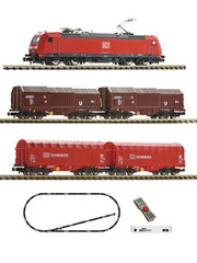 Fleischmann 931885 z21 Set BR 185 + GZ
