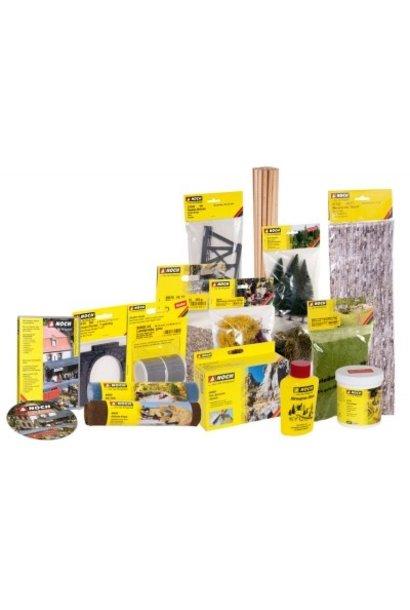 60805  Landschaftsbau-Bastelpaket