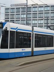 Rietze RSTRA01047 Tram H0 Amsterdam ''Siemens Combino''