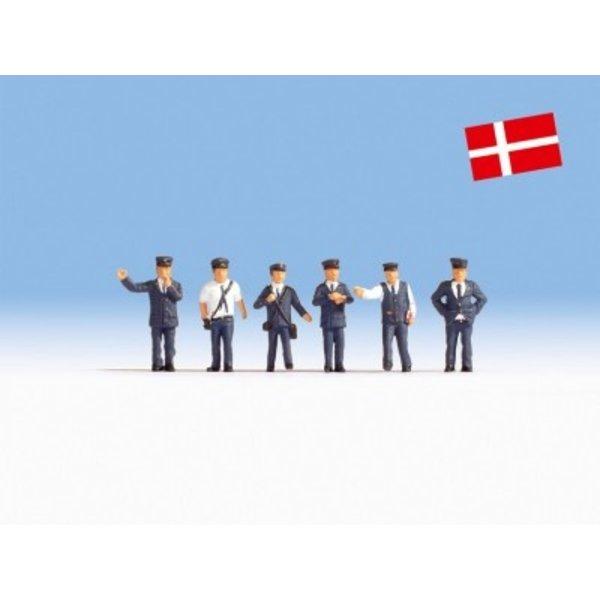 NOCH     15274    Bahnbeamte Dänemark