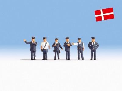 15274    Bahnbeamte Dänemark-1