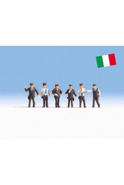 15272     Bahnbeamte Italien
