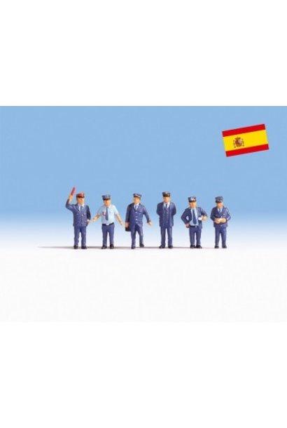 15270   Bahnbeamte Spanien