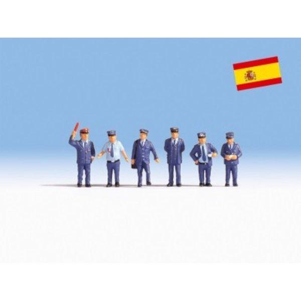 NOCH 15270      Bahnbeamte Spanien