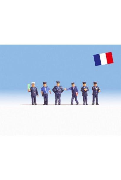 15269  Bahnbeamte Frankreich