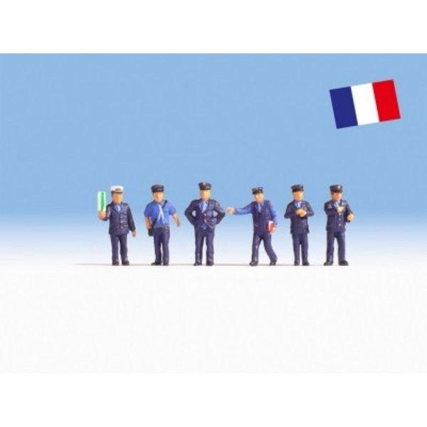 NOCH     15269  Bahnbeamte Frankreich