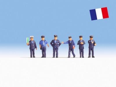 15269  Bahnbeamte Frankreich-1