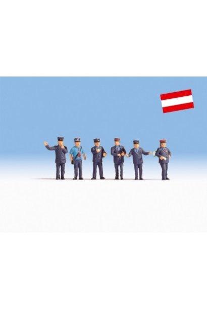 15267  Bahnbeamte Österreich