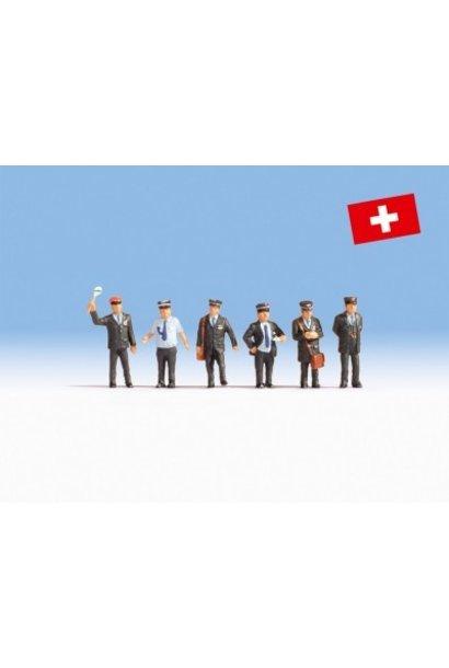 15266    Bahnbeamte Schweiz