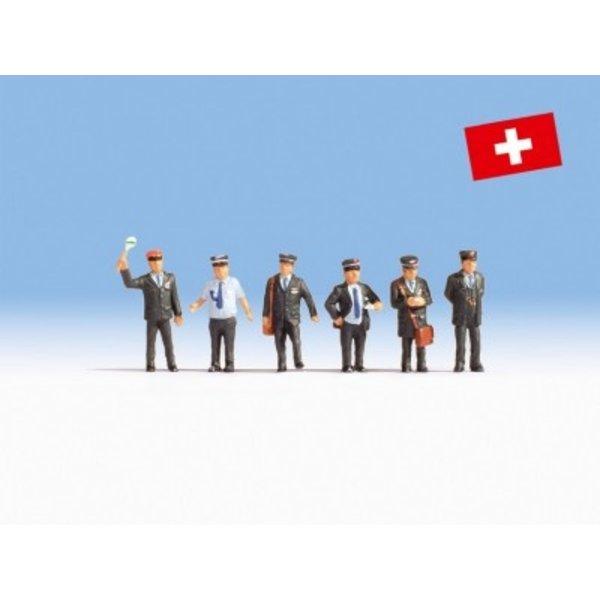 NOCH 15266    Bahnbeamte Schweiz